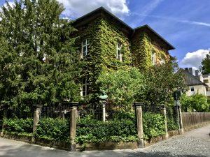Franz Liszt's house