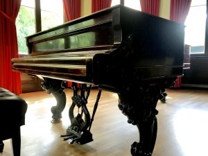 Wagner's piano
